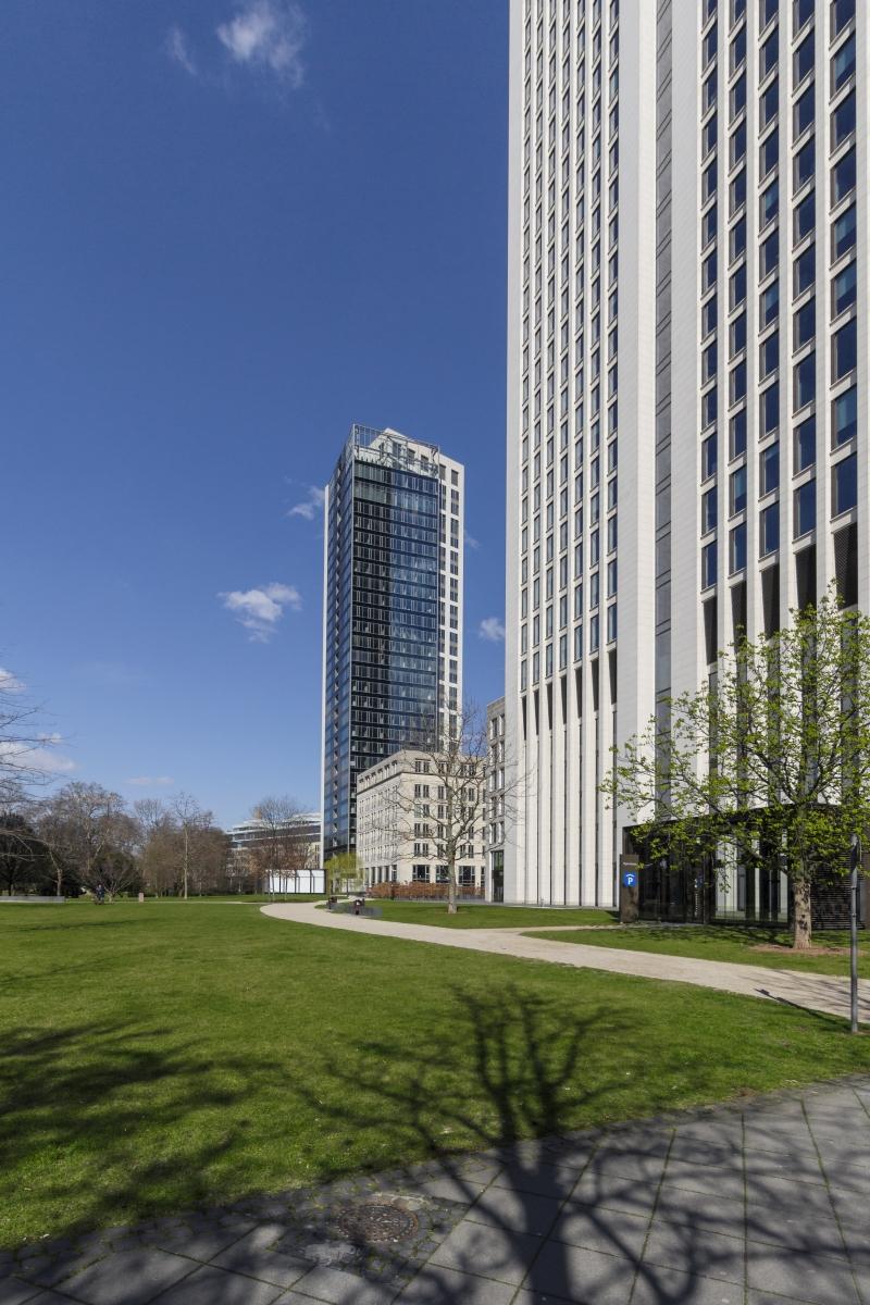 Park Tower und Opernturm